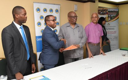 US$218,020 grant signed for Local Government Reform Project