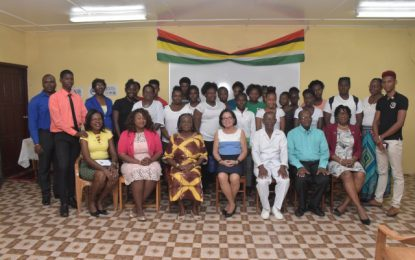 'Think big, think progress'  -First Lady urges ICT participants at Melanie Damishana