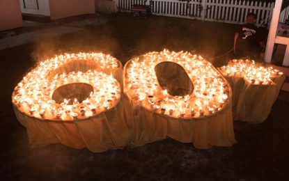 Bartica called on to lead Guyana's 'green' development as it observes Earth Hour