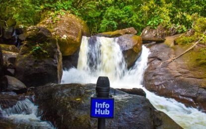 Kumu Falls – a gem of the savannahs