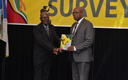 Guyana Labour Force Survey launches first quarter bulletin