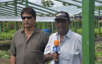 NAREI encourages private farming
