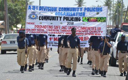 Community Policing of Guyana celebrates 42 years of dedicated service