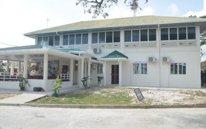 University of Guyana Faculty of Agriculture and Forestry gets New Offices and Study Room