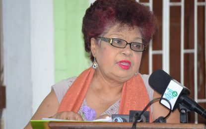 Guyana has made considerable progress towards empowering women- Minister Ally