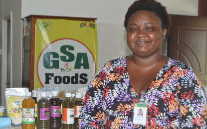 Guyana School of Agriculture continuing to promote 'local'