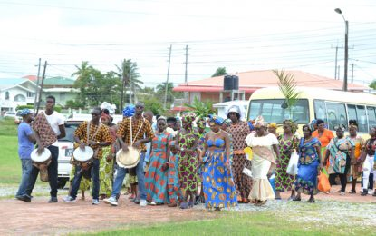 Guyanese urged to remember their history at 8th Annual Ghana Day Celebration