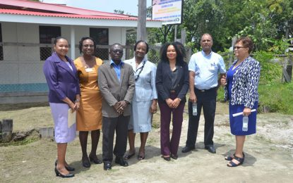 GPHC Board of Directors conduct health clinic visits