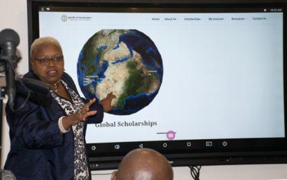 Department of Public Service launches scholarship website