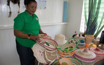 Reviving an indigenous culture in Mabaruma