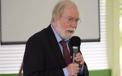 Govt on right path in preparation for oil and gas sector- world renowned expert Sir Paul Collier