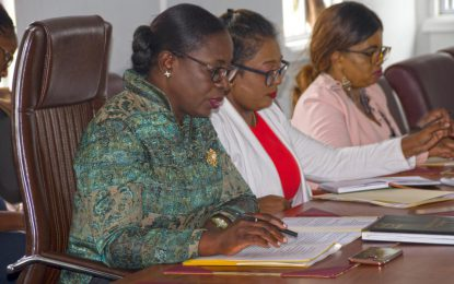 The Guyana Global Fund – Country Coordinating Mechanism (GF/CCM) – Two new representatives selected to sit on the Regional Coordinating Mechanism