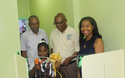 Albouystown most recent beneficiary of community ICT hub