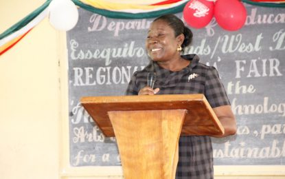 STEAM Fairs setting the stage to further develop Guyana  …says Region Three REdO