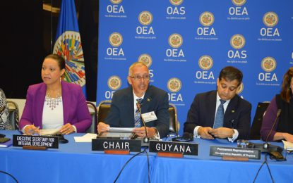 Caribbean States to make strong showing at OAS Tourism Ministerial Congress in Guyana