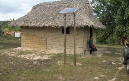 Solar energy transforming Guyana's hinterland