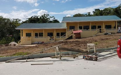 Fourth teachers' dormitory to open soon in Bartica