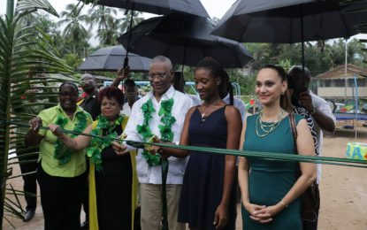 'There has been a democratic renewal, change is coming'- President Granger