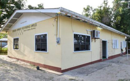 Byderabo centre keeping reading alive – Councillor Allicock calls for more stakeholder support