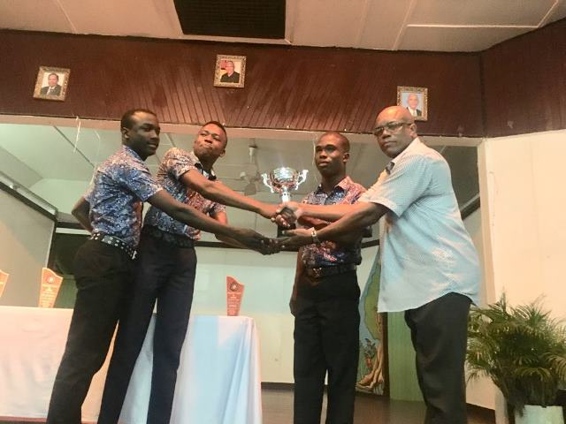 Number 2 Sub-Division debate champions  – win inaugural Commander's Cup Debating competition  – Corporal Royden Sealey adjudged Best Speaker