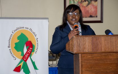 """""""All hands-on deck to promote public health"""" – Minister Cummings"""