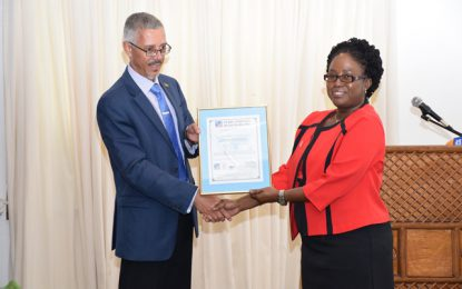 GNBS now ISO9001 internationally certified