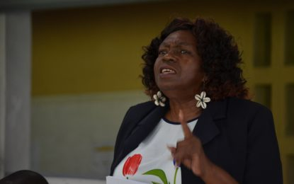 """""""Take off your political caps"""" – Reg. Four Chair tells NDC officials"""