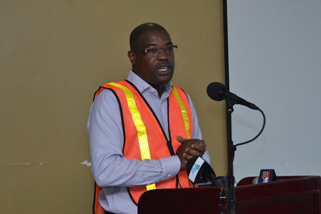 Spanking new CJIA facilities in weeks