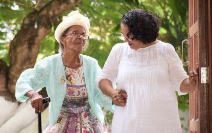 'Mackee' turns 104