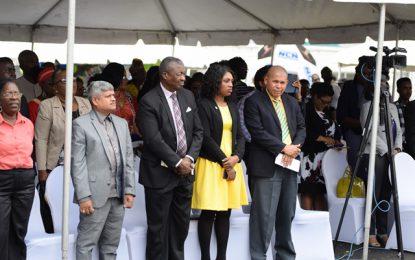 Harmony village – reflecting Guyana's diversity
