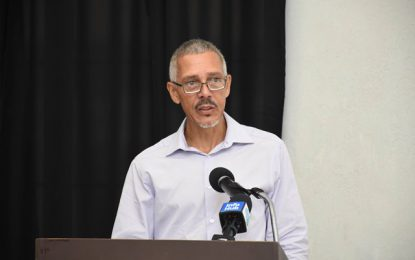 """""""Guyana can become a hub of innovation and technology""""- Min. Gaskin  -calls for more ICT use in Business"""