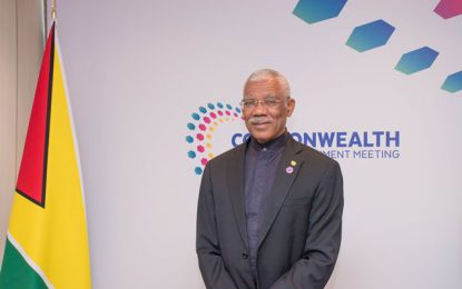 President Granger reaffirms commitment to Malaria fight at London Malaria Summit