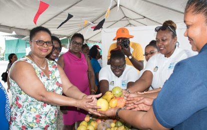 Health fair and exhibition marks World Health Day