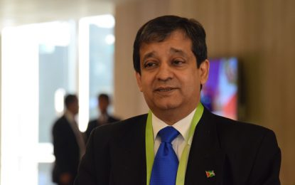 Guyana's Ambassador to the US 'inundated' with expressions of interest in oil and gas sector