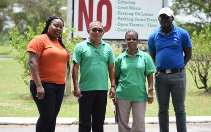 Protected Areas Commission to develop Biodiversity Garden