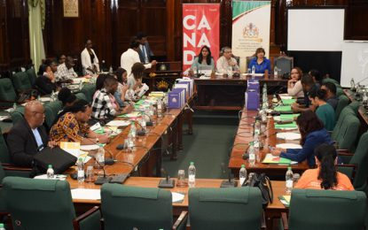 Parliament hosts media training on parliamentary reporting