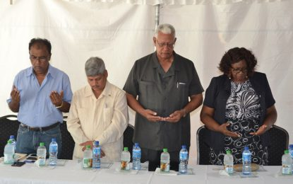 $360M drainage pump commissioned at Lusignan