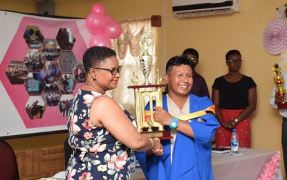 Region Nine gets healthcare boost – 20 CHWs graduate -specialised in Maternal and Child Health.