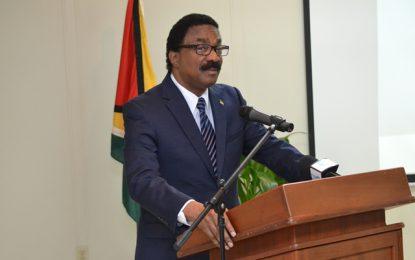AG reads riot act to SOCU& FIU  -urges preparation for CFATF 4th round of Mutual Evaluation