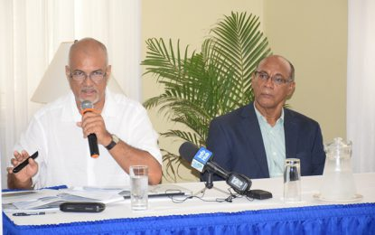Guyana closer to developing Grievance and Redress Mechanism for FCPF Project