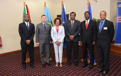 Guyana hosts regional seminar for National Drug Observatories in the Caribbean