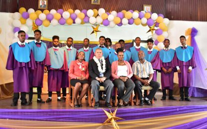 Vryman's Erven graduates 74, entrepreneurial development encouraged