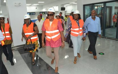 Airport Expansion represents value for money– Min. Patterson  – audits welcomed