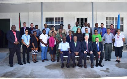 Key stakeholders trained for possible oil spills