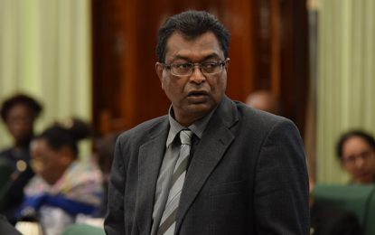 "Opposition piracy motion a ""crude, naked and opportunistic"" move – Min. Ramjattan says its an attempt to seek political mileage"