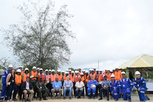 """Guyana taking preparatory measures ahead of """"first oil""""  – Oil Spill Response Training most recent activity"""