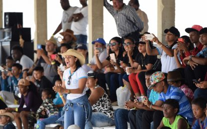 Rupununi Rodeo improving with time