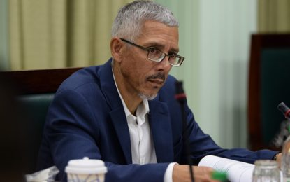 Conservation of forest will not disadvantage indigenous population- Min. Gaskin assures