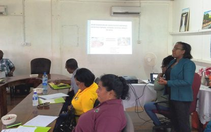 REdOs briefed on draft policy for Re-integration of adolescent mothers in schools