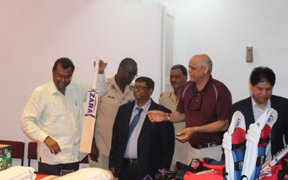 GPF receive donation from ZARA Group